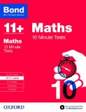 Bond 11+: Maths: 10 Minute Tests: 10-11 Years