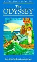 The Odyssey by Homer (Oxford Myths and Legends) - Barbara Leonie Leonie Picard - Paperback -...