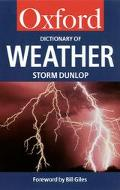 Dictionary Of Weather