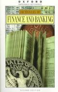 Finance and Banking Dictionary