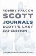 Journals Captain Scott's Last Expedition