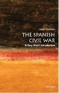 Spanish Civil War A Very Short Introduction