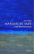Marquis De Sade A Very Short Introduction