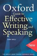 Oxford Guide To Effective Writing & Speaking