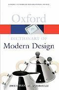 Dictionary Of Modern Design