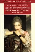 Rivals, the Duenna, a Trip to Scarborough, the School for Scandal, the Critic