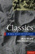 Classics:very Short Introduction
