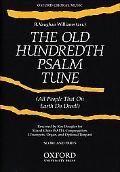 Old Hundredth Psalm Tune