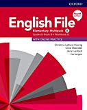 English File: Elementary: Multipack B and Resource Centre B Pack