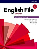 English File: Elementary: Students Book and Student Resource Centre Pack