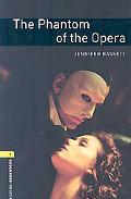 The Oxford Bookworms Library: The Phantom of the Opera Level 1