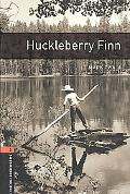 The Oxford Bookworms Library: Huckleberry Finn Level 2