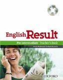 English Result Pre-intermediate: Teacher's Book with DVD Pack (French Edition)
