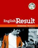 English Result Elementary: Workbook With Answer Booklet and (French Edition)