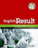 English Result Pre-Intermediate: Workbook With Answer Bookle (French Edition)