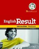 English Result Intermediate: Workbook With Answer Booklet An (French Edition)