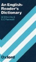 An English-Reader's Dictionary
