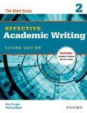 Effective Academic Writing 2e Student Book 2