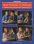 New Person to Person Communicative Speaking and Listening Skills  Student Book 1