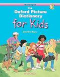 Oxford Picture Dictionary for Kids Monolingual English Edition