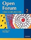 Open Forum 2 Academic Listening And Speaking