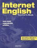 Internet English : Teacher's Book