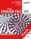 New English File: Workbook, MultiROM and Answer Booklet Pack Elementary level