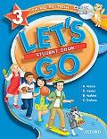 Let's Go Third Edition: Let's Go 3: Student Book with CD-ROM Pack: Let's Go 3 Student Book w...