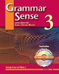 Grammar Sense 3 Student Book 3 With Wizard Cd-rom