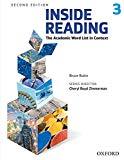 Inside Reading 2e Student Book Level 3