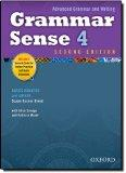 Grammar Sense 4 Student Book with Online Practice Access Code Card (Advanced Grammar and Wri...