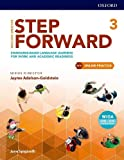 Step Forward Level 3 Student Book with Online Practice: Standards-based language learning fo...