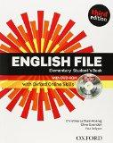 English File: Elementary: Student's Book with iTutor and Online Skills