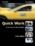 Quick Work Short Course in Business English Pre-Intermediate