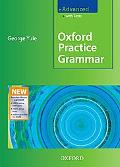 Oxford Practice Grammar Advanced: With Key Practice-Boost CD-ROM Pack