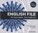 English File: Pre-intermediate: Class Audio CDs (French Edition)