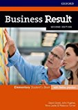Business Result: Elementary: Student's Book with Online Practice: Elementary: Business Engli...