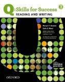 Q: Skills for Success 3 Reading & Writing Student Book with Student Access Code Card