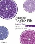 American English File: Starter Student Book