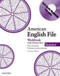 American English File Starter: Workbook with MultiROM