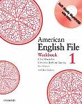 American English File: Level 1 Workbook with Multi-ROM Pack