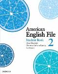 American English File: Level 2 Student Book