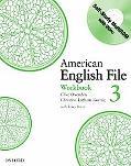 American English File 3 Workbook