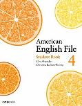 American English File 4 Student Book