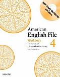 American English File 4 Workbook: With Multi-Rom