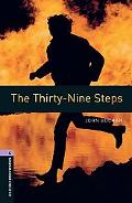Thirty-Nine Steps (Oxford Bookworms Library)