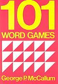 101 Word Games for Students of English As a Second or Foreign Language