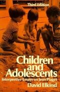 Children and Adolescents - David Elkind - Hardcover