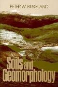 Soils and Geomorphology