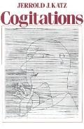 Cogitations A Study of the Cogito in Relation to the Philosophy of Logic and Language, and a...